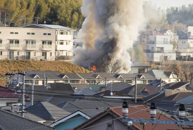 火災による消失棟数は43万棟以上!