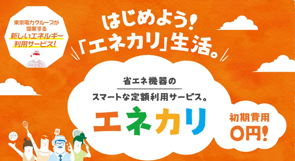 TEPCOホームテック株式会社 エネカリ