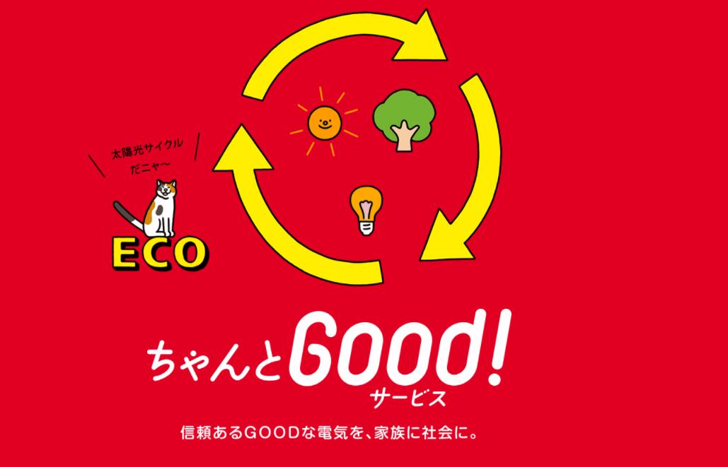 京セラ関電エナジー合同会社 ちゃんとGood!サービス