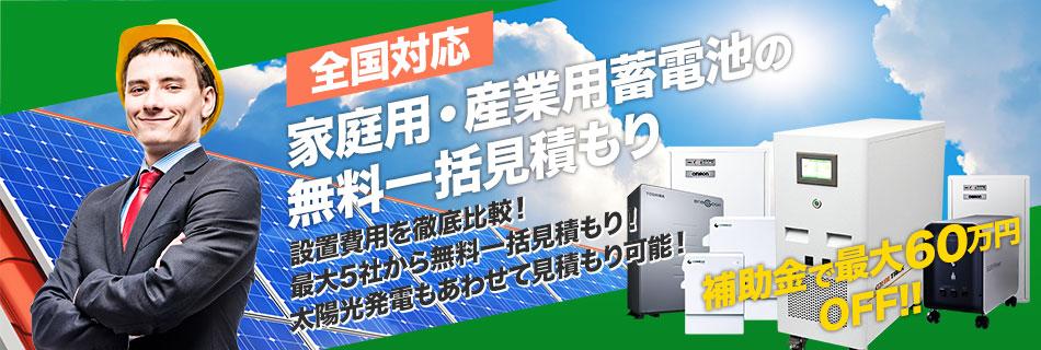 エコ発蓄電池