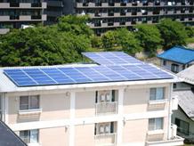 埼玉県さいたま市 集合住宅 トリナソーラー 多結晶250W 60枚 15kWシステム