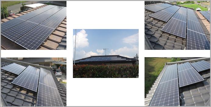 太陽光発電導入事例 2 神奈川県大和市