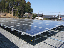 導入事例 3 栃木県塩谷郡 S様邸 モーザーベアソーラー 171.60kwシステム