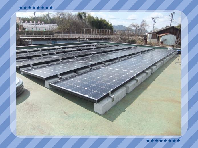太陽光発電導入事例 3 岡山県 C様