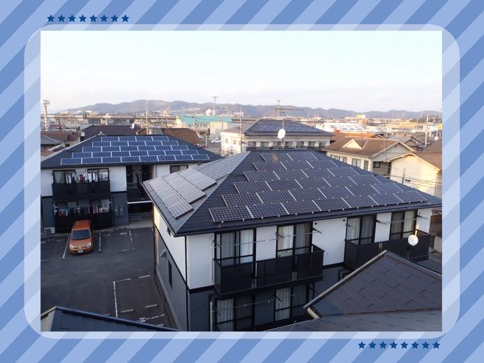 太陽光発電導入事例 4 広島県 D様