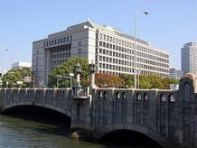 太陽光発電 導入事例1 大阪市庁舎