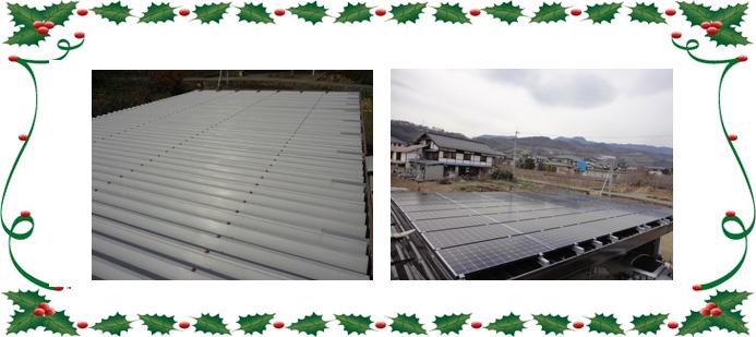 太陽光発電導入事例 9 山梨県山梨市 M邸 9.6kw