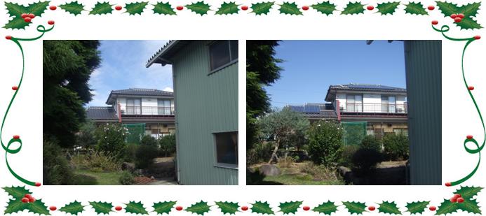 太陽光発電導入事例 2 山梨県山梨市 O邸
