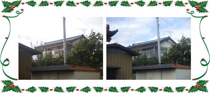 太陽光発電導入事例 3 山梨県山梨市 F邸