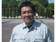 株式会社りょうしん電気 担当者名:山野 博司