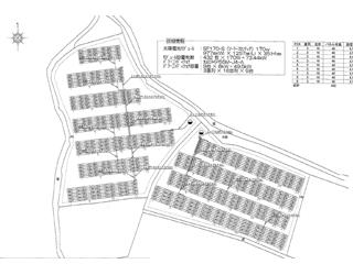 兵庫県たつの市 27円 / 73.44kW ソーラーフロンティア【2016年4月以降連系予定】