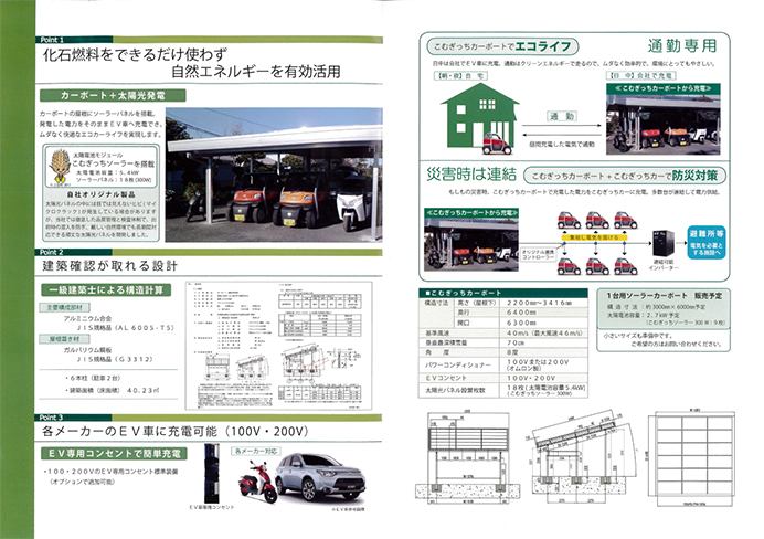 株式会社HTM-Japan カーポート